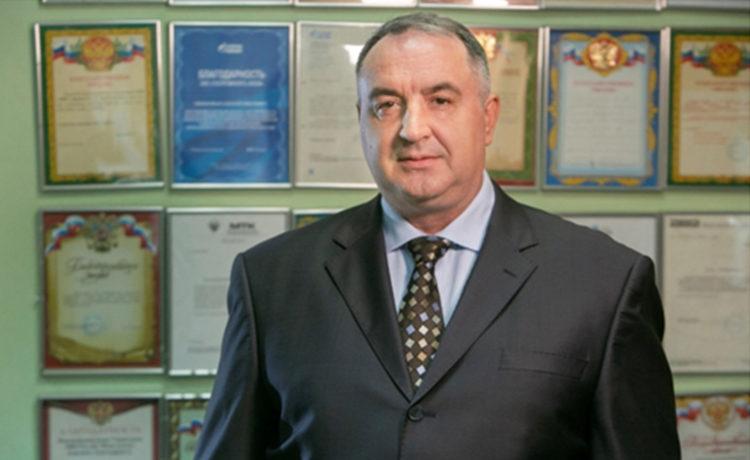 Приветствие руководителя управления охранными предприятиями ГК Ареопаг Теряева С. И.